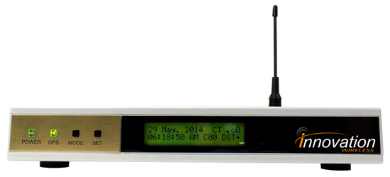KRONOsync® Wireless Time Synchronization Transmitter